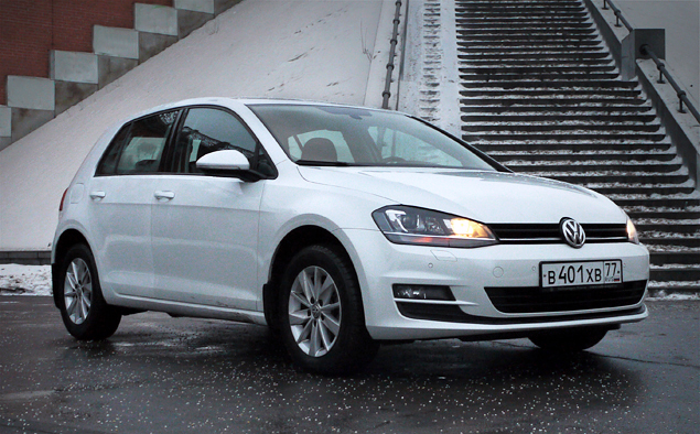 Длительный тест Volkswagen Golf: часть вторая. Фото 1
