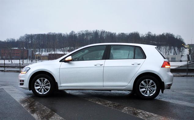 Длительный тест Volkswagen Golf: часть вторая. Фото 11