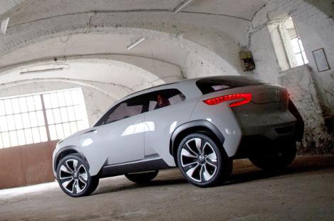 В Женеве дебютирует водородный кроссовер Hyundai Intrado