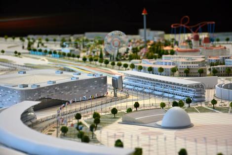 Промоутер Формулы-1 захотел сделать освещение Олимпийских объектов фоном для гонки