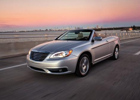 Концерн не будет запускать в серию Dodge Avenger и кабриолет Chrysler 200