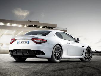 Maserati привезет в Женеву предвестника конкурента Jaguar F-Type