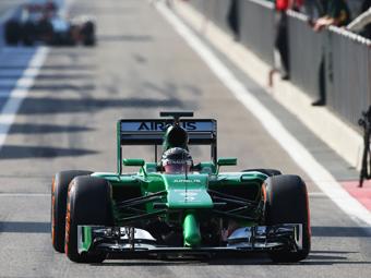 Кобаяси посоветовал Caterham взять для Формулы-1 машину GP2