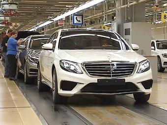 Mercedes-Benz случайно показал AMG-версию нового S-Class