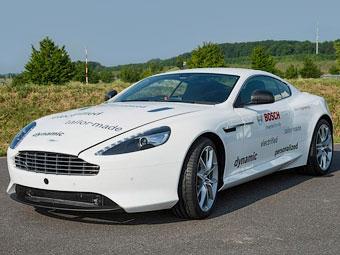 У Aston Martin появился гибридный суперкар с полным приводом