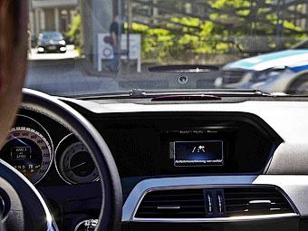 Mercedes-Benz к концу года научит автомобили общаться