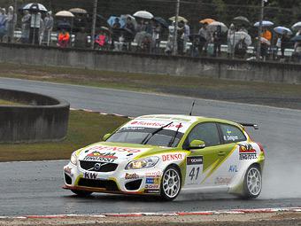 Volvo выставит заводскую команду в австралийской гоночной серии