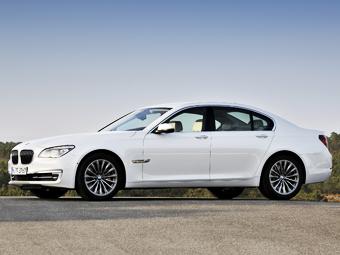 """Новый седан BMW 7-Series окажется легче нынешней """"пятерки"""""""