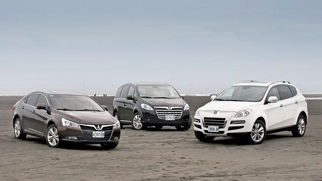 Знакомимся с тайваньской автомобильной маркой Luxgen. Фото 1