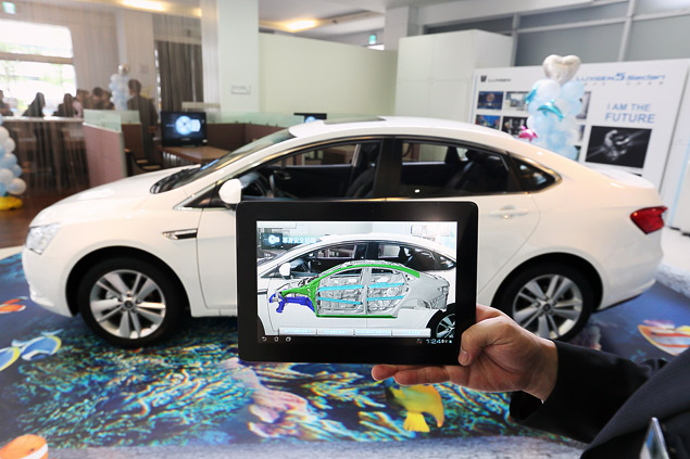 Знакомимся с тайваньской автомобильной маркой Luxgen. Фото 2