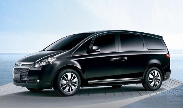 Знакомимся с тайваньской автомобильной маркой Luxgen. Фото 3