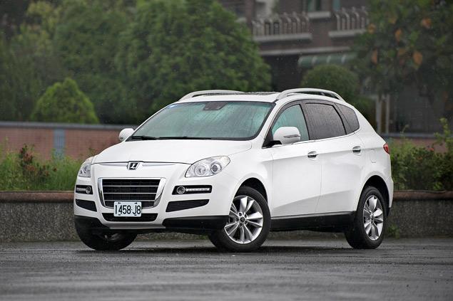 Знакомимся с тайваньской автомобильной маркой Luxgen. Фото 5