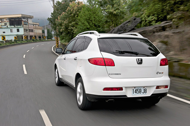 Знакомимся с тайваньской автомобильной маркой Luxgen. Фото 8