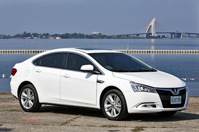 Знакомимся с тайваньской автомобильной маркой Luxgen. Фото 9