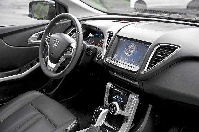 Знакомимся с тайваньской автомобильной маркой Luxgen. Фото 11