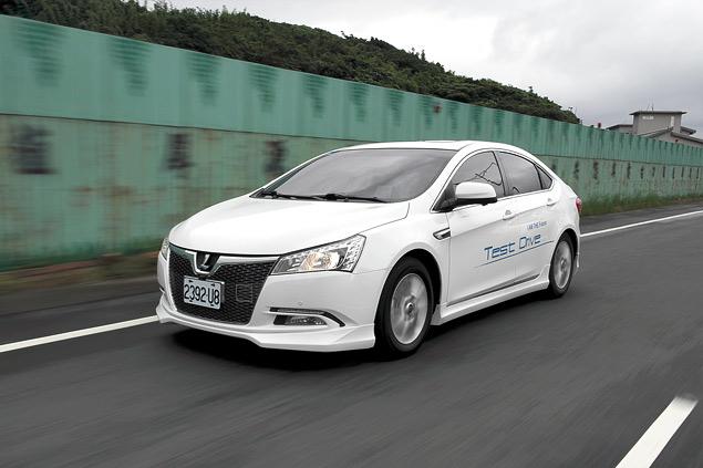 Знакомимся с тайваньской автомобильной маркой Luxgen. Фото 12