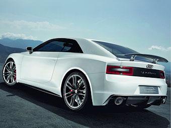 Audi подготовит ко Франкфурту прототип нового спорткара