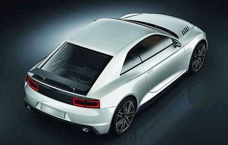 Компания выпустит идеологического преемника модели Sport quattro. Фото 1