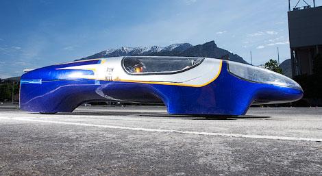 Расход топлива машины составил 0,17 литра на сто километров. Фото 1