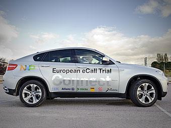В Европе система автооповещения спасателей о ДТП станет обязательной