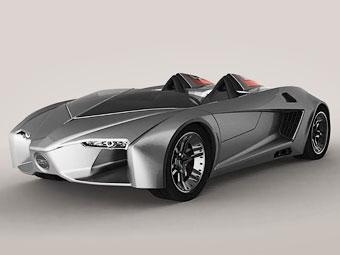 Аргентинцы построили спидстер с мотором V12 от AMG