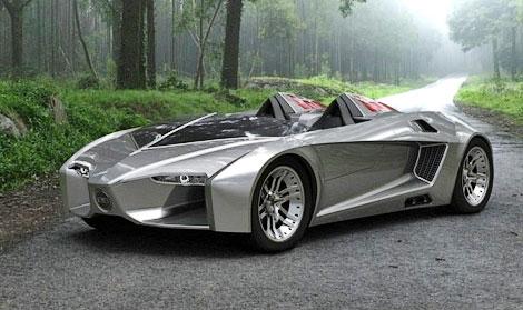 Суперкар получил 600-сильный двигатель 7.3 и КПП от фирмы Pagani
