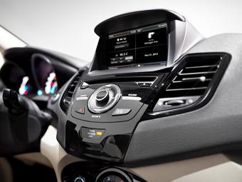 Ford вернет мультимедийной системе кнопки из-за критики