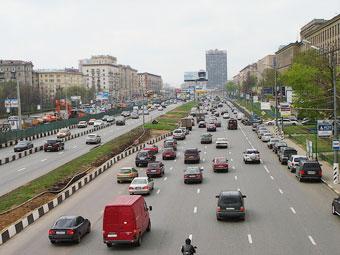 В Москве увеличат максимальную скорость с 1 августа