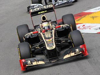 Владельцы команды Формулы-1 Lotus продали треть конюшни