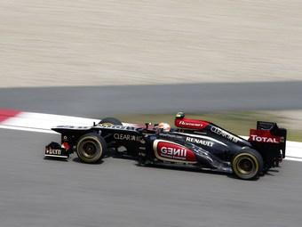 Совладельцем команды Lotus оказалась королевская семья Брунея