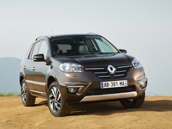 В Renault сделали Koleos похожим на другие модели