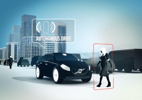 Система позволит водителю покинуть автомобиль на подъезде к стоянке