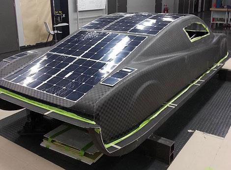 Разработкой машины занялись студенты одного из австралийских университетов. Фото 2