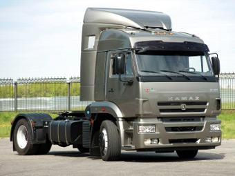 """КАМАЗ"" и Intel построят грузовик с алкотестером"