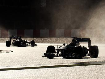 Mercedes AMG нашла лазейку для оправдания секретных тестов