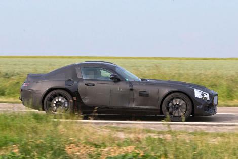 Компактный Mercedes-Benz GT появится в 2014 году