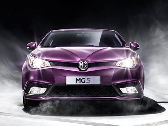 Британо-китайский конкурент Ford Focus станет седаном