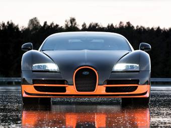 Bugatti сделает Veyron еще мощнее и еще дороже