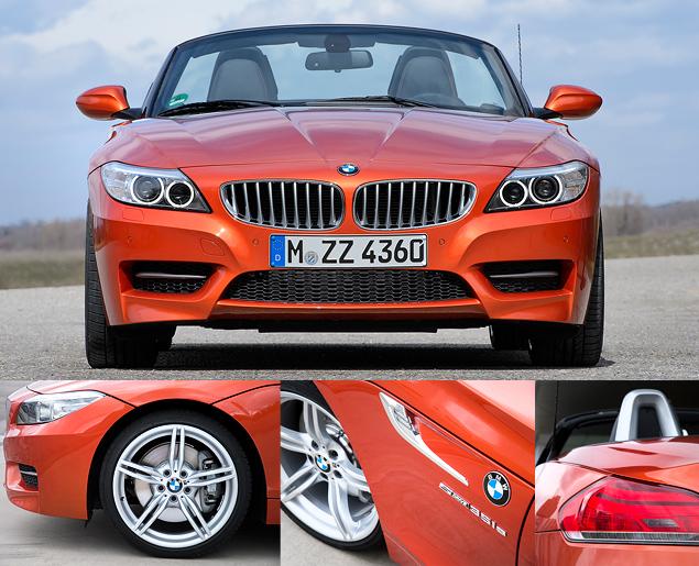Мини-тест: 340-сильный родстер BMW Z4 sDrive35is