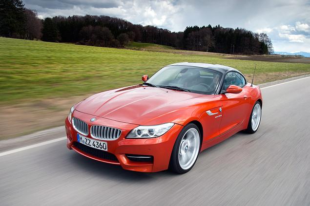 Мини-тест: 340-сильный родстер BMW Z4 sDrive35is. Фото 10