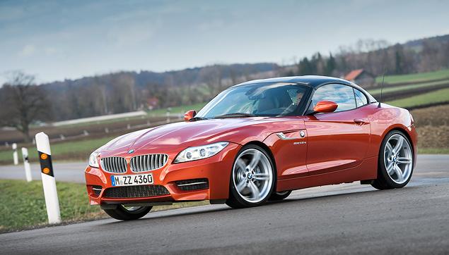 Мини-тест: 340-сильный родстер BMW Z4 sDrive35is. Фото 11