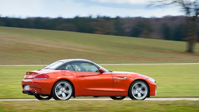 Мини-тест: 340-сильный родстер BMW Z4 sDrive35is. Фото 12
