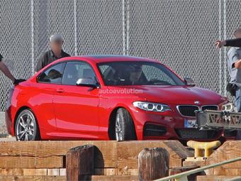 """""""Двойку"""" BMW покажут во Франкфурте"""
