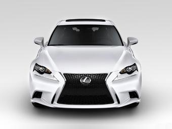 Lexus IS оснастят турбочетверкой