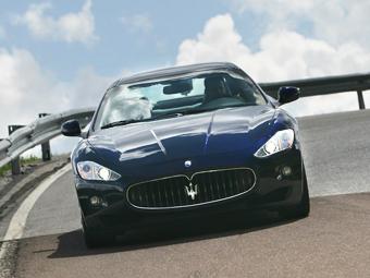 Maserati сделает новый GranTurismo неудобным для задних пассажиров