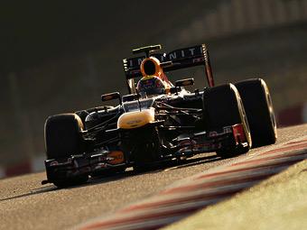 Команда Red Bull отказалась от нелегальных тестов