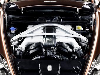 """Aston Martin продлил соглашение с """"Фордом"""" на поставку моторов"""