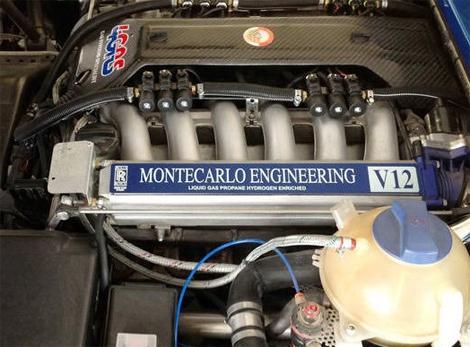 Купе Rascasse оснастили мотором от Rolls-Royce 15-летней давности. Фото 2