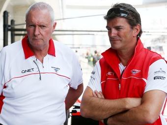 Команда Marussia попросила равномерно распределять доходы Формулы-1