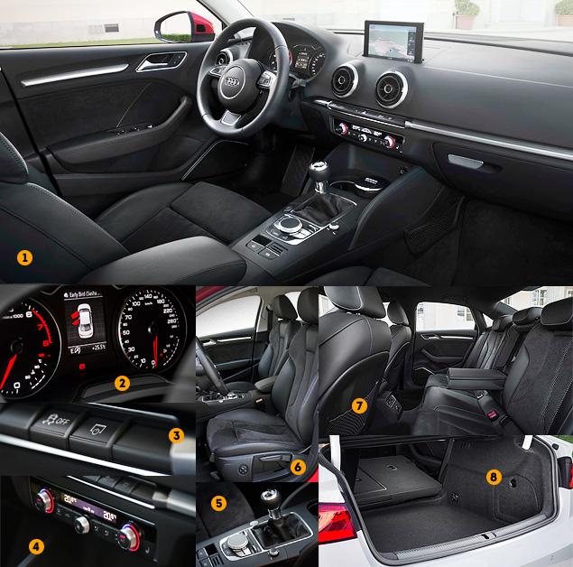 Зачем Audi A3 приделали багажник и удлинили название?. Фото 2